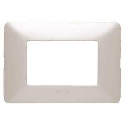 Placa matix aluminio triple