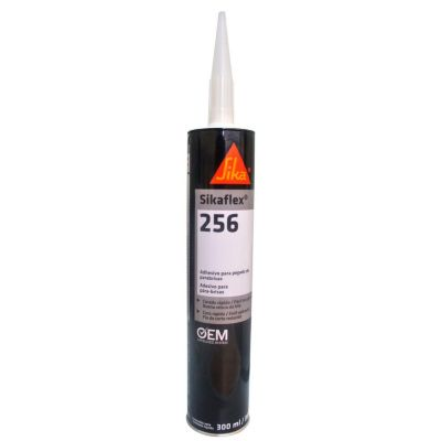 Adhesivo Sikaflex-256 300 ml negro