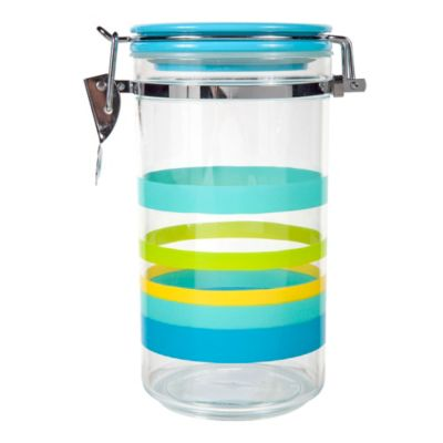 Canister con rayas 1000 ml