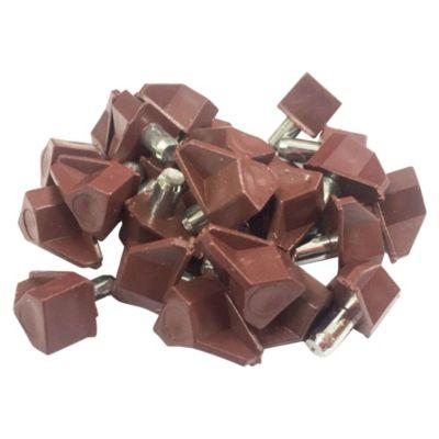 Soporte de Metal x 25 Unidades Marrón