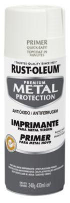 Aerosol  protector de superfices metalicas,  Metal Protection Imprimante Metal Virgen 340 Gr