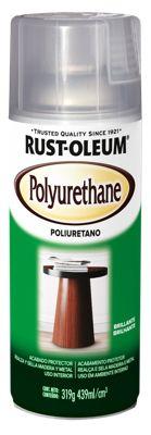 Spray Poliuretano transparente 439 ml