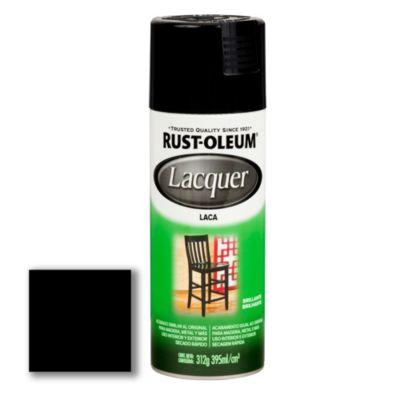 Spray Laca negra 395 ml