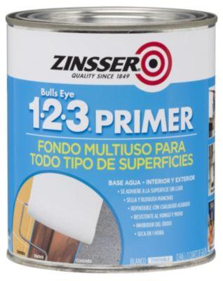 Imprimante Zinsser 123 Fondo Multiuso 0,946 L