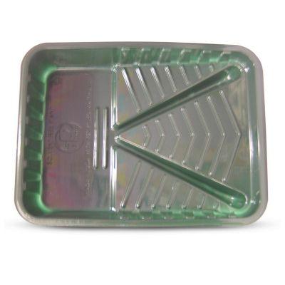 Bandeja plástica 9'' verde Gpt