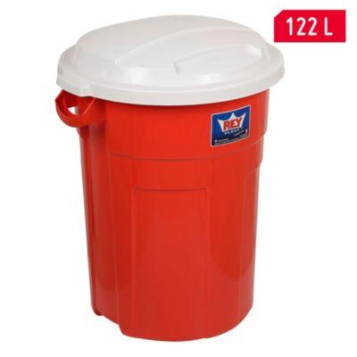 Tacho de plástico 122 L
