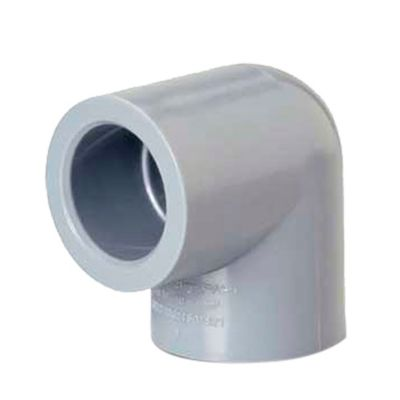 """Codo PVC 1/2""""x 90° SP Plastica"""