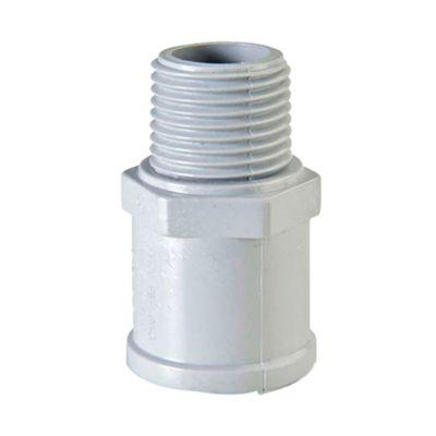 "Adaptador PVC 1/2"" CR Plastica"