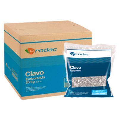 Clavo Carpintero sin Cabeza 3''x12 1/2kg