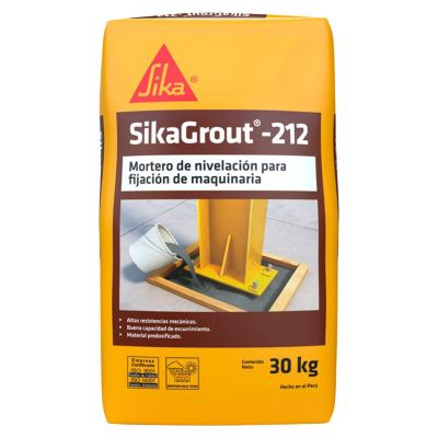 Adhesivo Sika Grout 212 x 30 kg