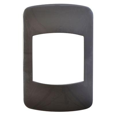 Placa gris 2 mt + soporte