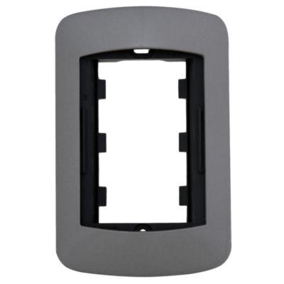 Placa Modular G Titanio + Sopo Selene