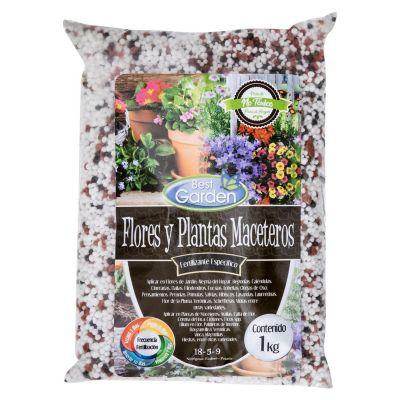 Fertilizante para flores 1kg