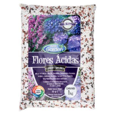Fertilizante para flores ácidas 1 Kg