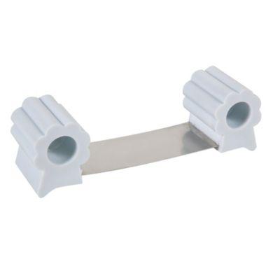 Freno de Puertas Blanco x1 Unidad