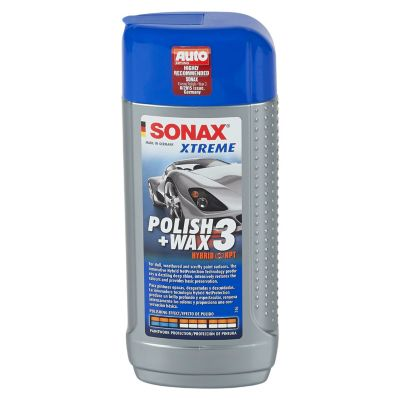 Cera Polish Wax Xtreme 3 250ml