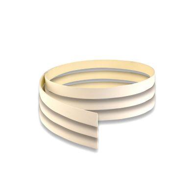 Tapacanto Blanco 22X3mm (metro lineal)