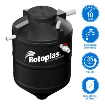 Biodigestor Autolimpiable 600L