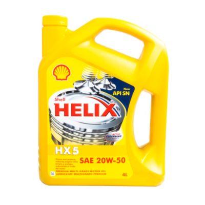 Aceite Helix HX5 20W-50 4L