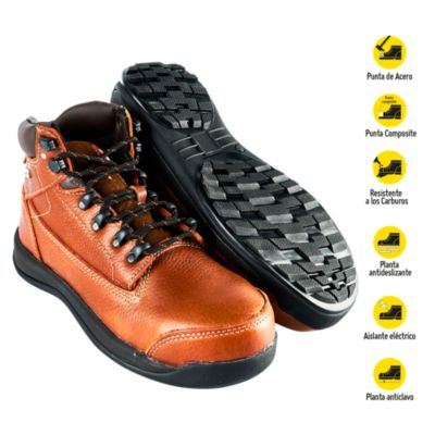 Zapatos de Seguridad Normand T39