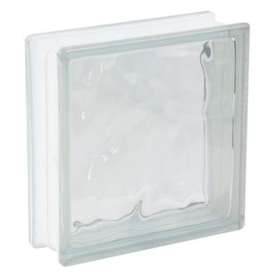 Block vidrio olas 24x24cm