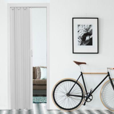 Puerta Plegable Tivoli PVC 70 x 200 Blanca