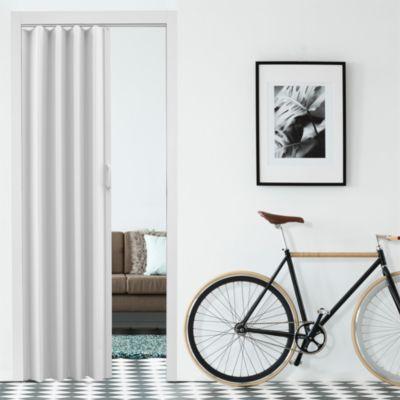 Puerta Plegable Tivoli PVC 90 x 200 Blanca
