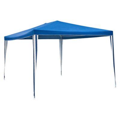 Toldo poliéstér 4x3m Azul