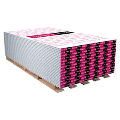 "Placa de Drywall Volcanita RF 1/2"" 1.22mx2.44m"
