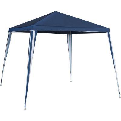 Toldo armable 3x3m Azul