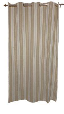 Cortina de Tela Hindu Crema 150x240