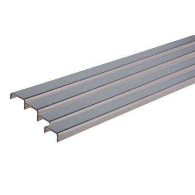 Perfil acero inox 2.5x2.44cm