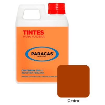 Tinte para Madera paracas Cedro 250 ml