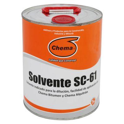 Solvente SC 61 x 1 gl