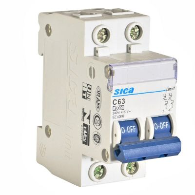 Interruptor Tipo Riel 63A