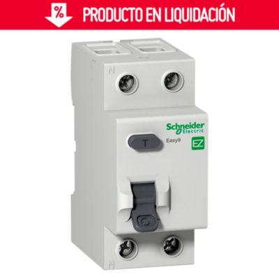 Interruptor Diferencial 2P 40A - Riel Din