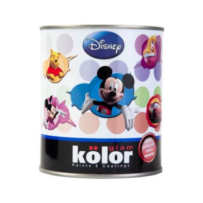 Látex Disney Satinado Deep 950ml