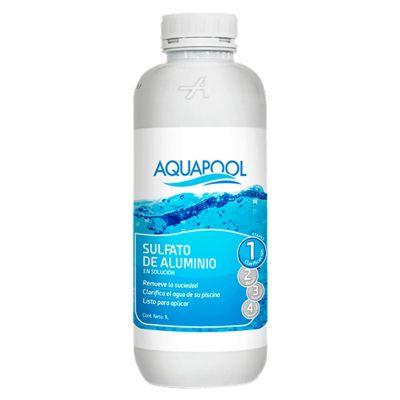 Sulfato de aluminio líquido 1 L