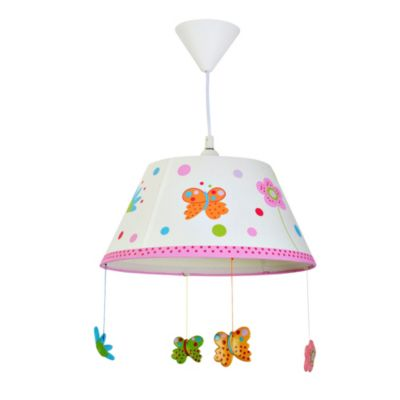 Lámpara Colgante Mariposa 1 luz