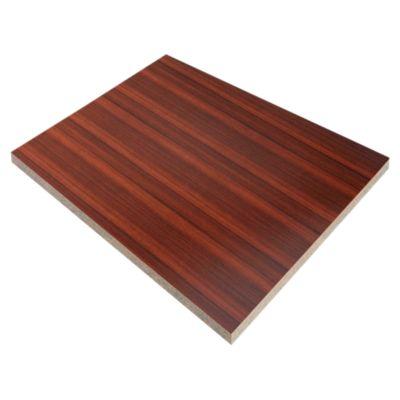 Tablero de Melamina de 18mm 1.83x2.50m Coigue Chocolate