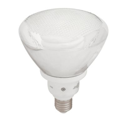 Foco ahorrador Par38 23w E27 luz blanca