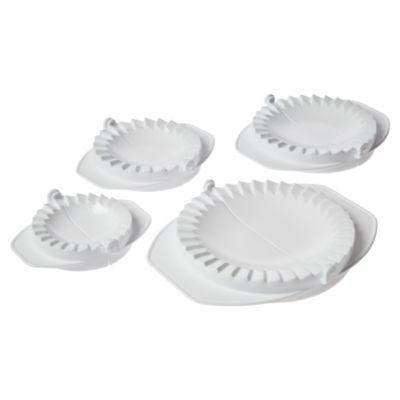 Set 4 moldes para empanadas