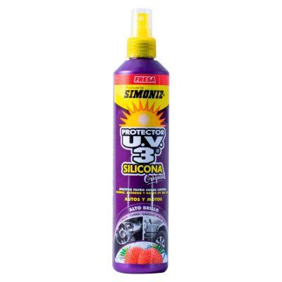 Silicona Protectora UV 3 Fresa