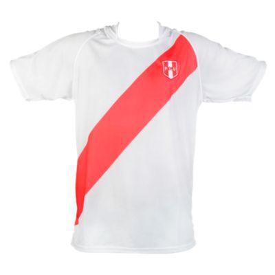 Camiseta de Perú Blanquirroja