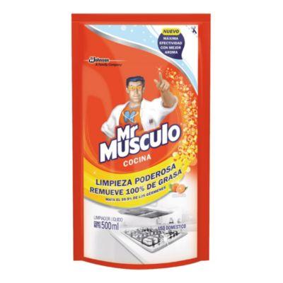 Mr. Músculo Advance cocina 500 ml
