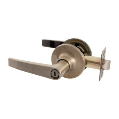 Cerradura Manija Bronce 360 x 210 x 220 mm