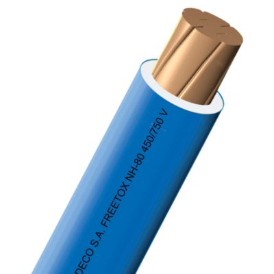 Cable LH 4 mm Azul x 100 m