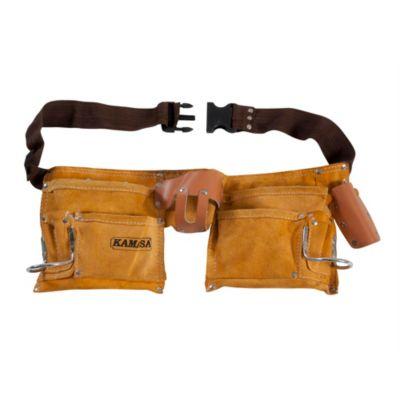 Cinturon portaherramienta cuero