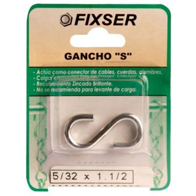 Gancho s 5/32x1.1/2 1und 02GAS-K