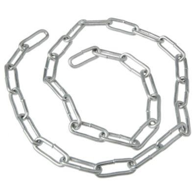Cadena Eslabonada Zincada 4 mm